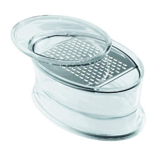 Bodum Parma Clear Cheese Grater