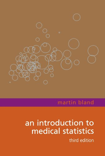 An Introduction to Medical Statistics (Oxford Medical...