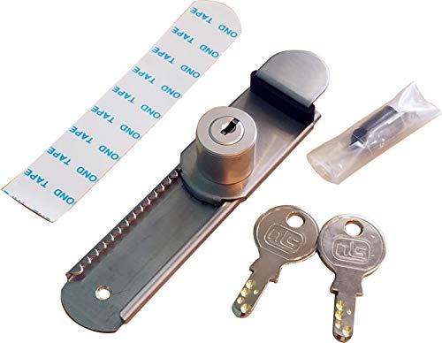 日本ロックサービス 外開き窓用補助錠 窓 鍵 ロック 防犯