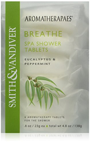 Aromatherapaes Breathe Shower Tabs
