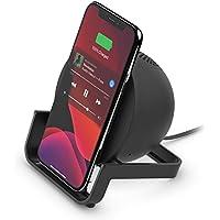 Belkin 10W Qi Wireless Charging Stand and Bluetooth Speaker
