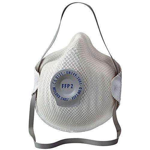 Mascarilla Facial anticoronavirus FFP1 / N95 con válvula respiradora