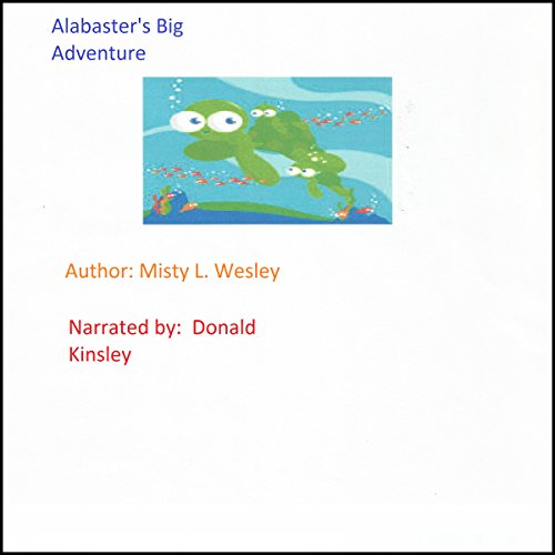 Alabaster's Big Adventure cover art