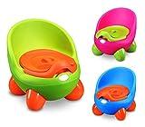 363324 Orinal para niños POTTY BABY TOILET práctico seguro y cómodo con tapa...