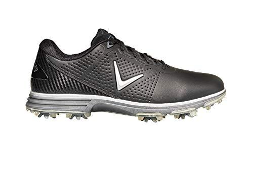 CALLAWAY M580 Apex Coronado S, Zapatos de Golf para Hombre, Negro, 43 EU