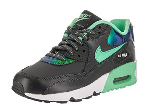 Nike Nike Damen 859633-001 Fitnessschuhe, Grau (Anthracite Green Glow Pure Platinum), Numeric_36 EU