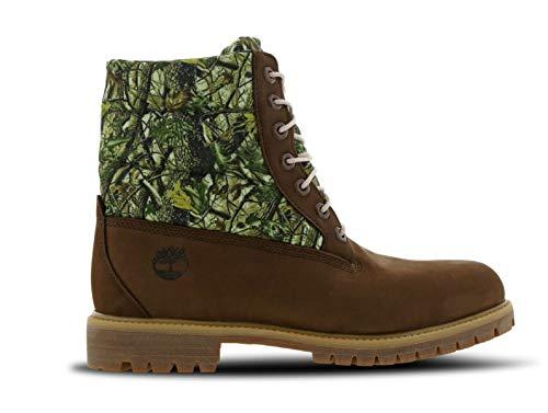 Timberland Men's Premium 6 Inch Quilt Puffer Boots (A1U8Z)