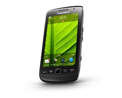 'Blackberry Torch 9860–Smartphone Blackberry (3.7Display, 5MP Kamera, 4GB, 1,2GHz, 768MB RAM), Schwarz