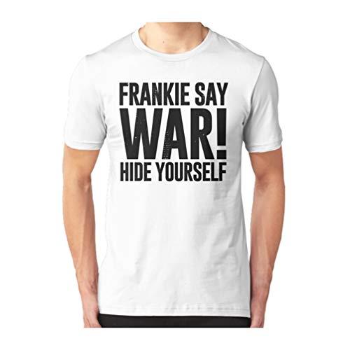 Frankie Say War Hide Yourself Premium T-shirt for Men
