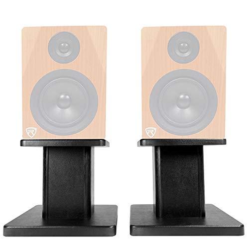 Amazing Deal Rockville 8 Black Studio Monitor Speaker Stands for Rockville DPM5C