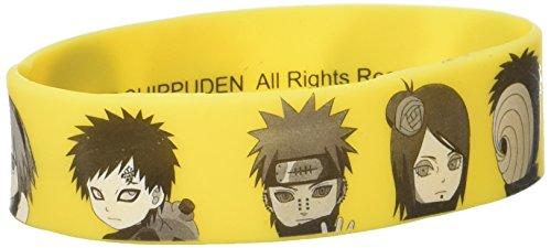 Naruto Shippuden SD Group Pac Wristband Miniature Novelty Toys,,