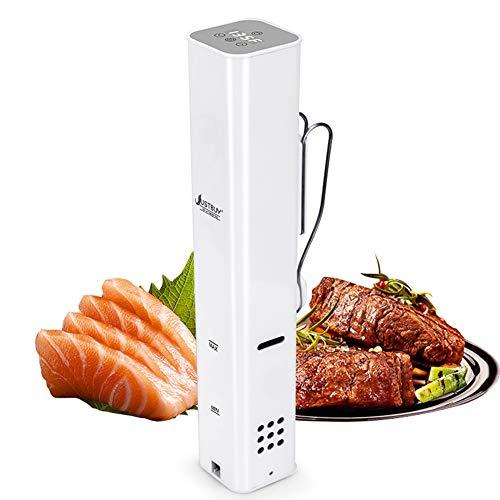 Sous Vide 1800W Slow Cooker Circolatore Termico Temperatura Controllata e Timer Immersione per Cottura a Bassa Temperatura con Ricettario