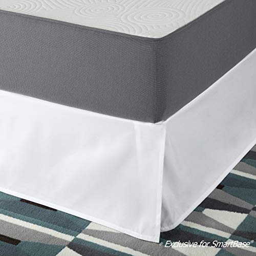 Faldas de la cama marca Zinus