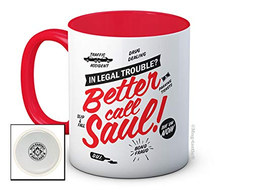 Better Call Saul - Breaking Bad - Hochwertigen Keramik Kaffeetasse