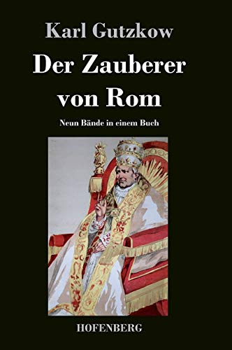Der Zauberer von Rom: Neun Bände in einem Buch