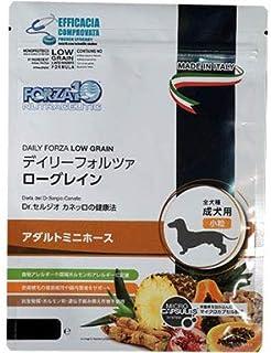FORZA10 フォルツァディエチ デイリーフォルツァ ローグレイン ミニ ホース(小粒)ドッグフード 8kg