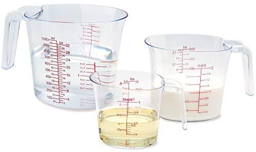 3-Piece Measuring Cups