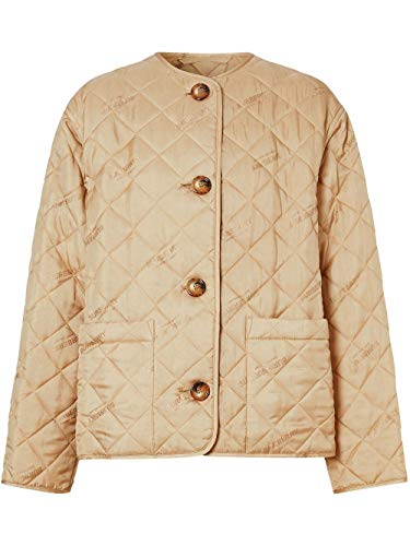 Luxury Fashion | Burberry Dames 8022813 Beige Polyester Outerwear Jassen | Lente-zomer 20