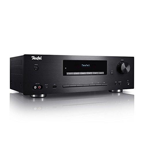 Teufel Kombo 62 CD-Receiver Schwarz Lautsprecher