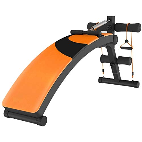 Find Cheap DEJA Sit-up Board - Sit Up Bench Adjustable Workout Bench Heavy Duty Decline AB Bench Fol...