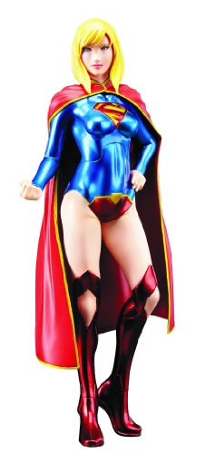 SUPERGIRL ARTFX + Supergirl NEW52 (1/10 Scale PVC Figure) (japan import)