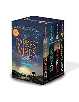 The Darkest Minds Series Boxed Set [4-Book Paperback Boxed Set]  A Darkest Minds Novel