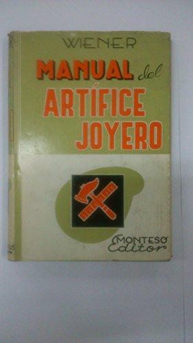 Manual del artífice joyero