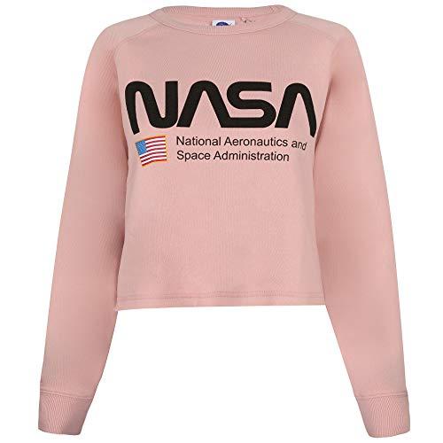 Nasa National Aeronautics Cropped Crew...