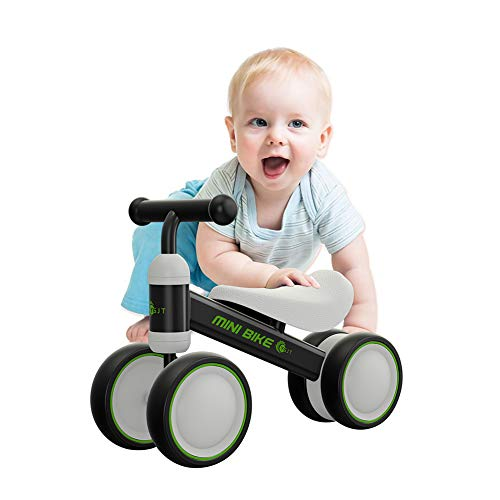 Best Prices! YGJT Baby Balance Bikes Bicycle Baby Walker Toys Rides for 1 Year Boys Girls 10 Months-...