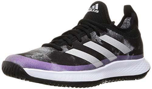 adidas Defiant Generation W, Zapatillas de Tenis Mujer, NEGBÁS/Plamet/FTWBLA, 36 2/3 EU