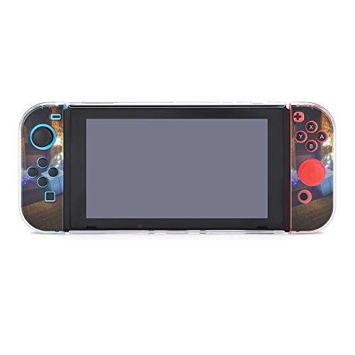Case for Nintendo Switch,Concrete Genie Video Game Protective Case Cover for Nintendo Switch Funny Fashion Switch Game Shell Handheld Grip Protector Cover