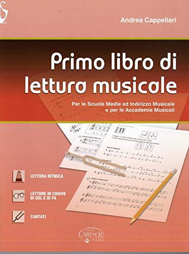 Primo libro di lettura musicale. Per la Scuola media