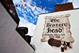 Brazen Head pub sign Bridge Street Dublin City Ireland Print Type Paper Size: 27.00 x 9.00 inches Licensor: Panoramic Images