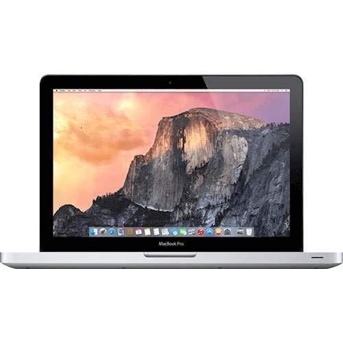 "Apple MacBook Pro 13.3"" (i7-3520m 2.9ghz 8gb 750gb HDD) QWERTY U.S Tastiera MD102LL/A Meta 2012 Argento - (Ricondizionato)"