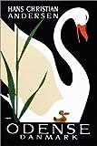 Poster 40 x 60 cm: Odense in Dänemark (Dänisch) von