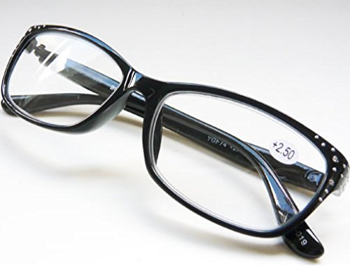 [DULTON BONOX]ダルトン Reading glasses  老眼鏡 YGF74BK/2.5