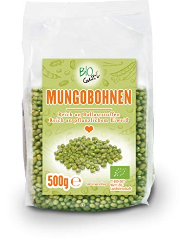 Biogustí Bio Mungobohnen, 500 g
