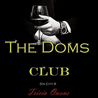 The Doms Club audiobook cover art