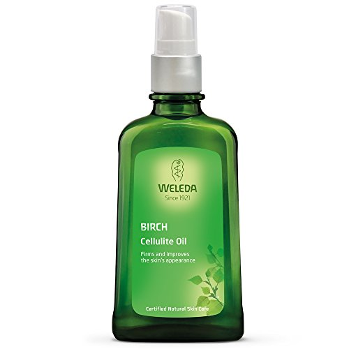 Weleda Cellulite Body Oil, 3.4 Fl Oz (Pack of 1)