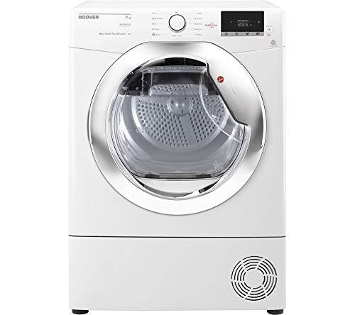 Hoover DXH9A2DCE 9KG Aquavision Heat Pump Tumble Dryer