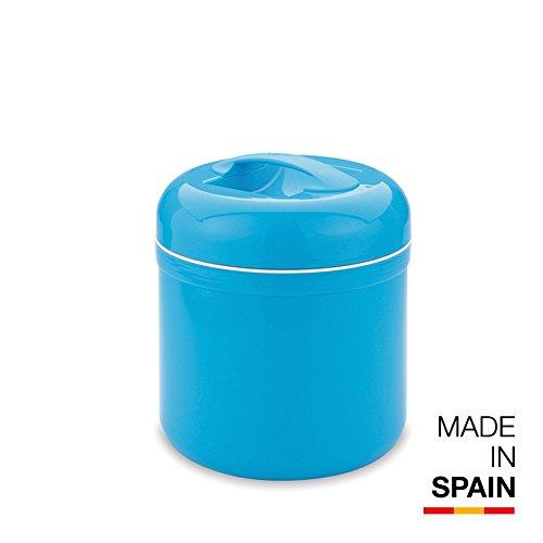 Valira 6206/139 Boîte Repas Isotherme 4 L fabriqué en Espagne, Couleur Bleu
