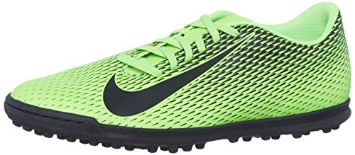 Nike Bravata II Tf, Scarpe da Calcio Uomo, Verde (Electric Green/Black/Electric Green 303), 42 EU