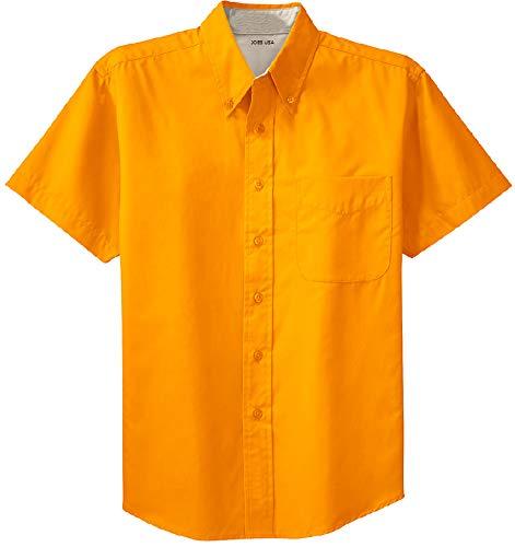 Joe's USA Men's Short Sleeve