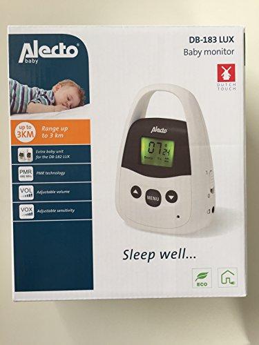 Alecto Baby monitor DB-183 LUX