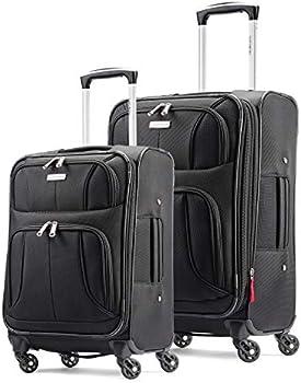 2-Piece Samsonite Aspire Xlite Softside Expandable Luggage