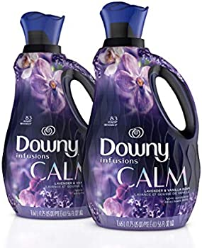 2-Pack Downy Infusions Liquid Fabric Conditioner, 56 Oz