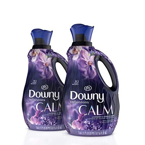2PK Downy Infusions Liquid Fabric Conditioner 56oz for 11.19