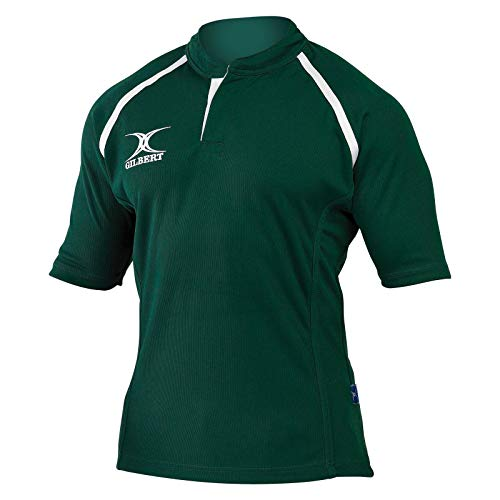 Gilbert Xact Rugby Jersey XX-Small Myrtle