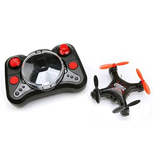 Mini Drone para adultos principiantes y niños, cuadricóptero de fotografía aérea RC 4K portátil con desplazamiento automático, giro 3D, parada de emergencia en modo sin cabeza, regalo para niños y niñ