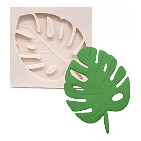 Leaves Silicone Fondant Mould Cake Decorating Tool Sugar Chocolate Mold Craft